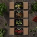 Kit Autocultivo Culinario Gourmet, Perejil, Albahaca y Cilantro