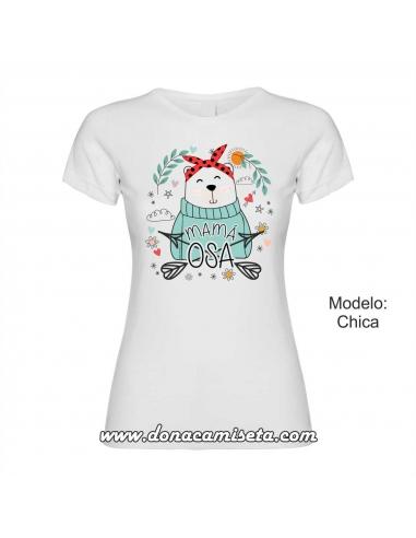 Camiseta Mamá Osa