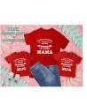 Pack Camisetas Las personas más importantes me llaman Mamá + Hijo/a