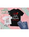Pack Camisetas Versión mejorada de Mamá + Hijo/a