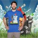 Camiseta Angry Tirachinas (Flip the Bird)