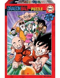 Puzzle Dragon Ball Grupo...