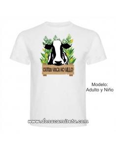 Camiseta Outra Vaca no Millo