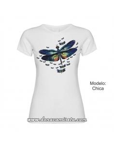 Camiseta Libelulas