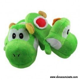 Zapatillas Yoshi Super Mario