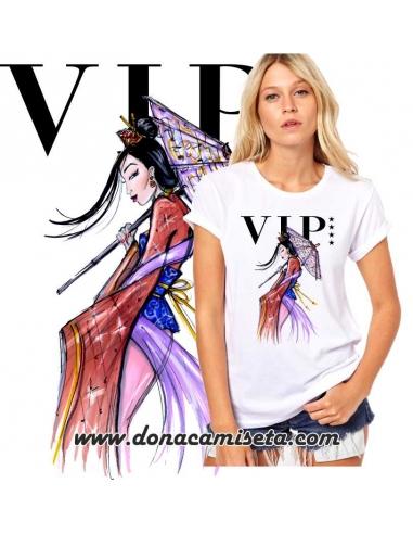 Camiseta Mulan VIP