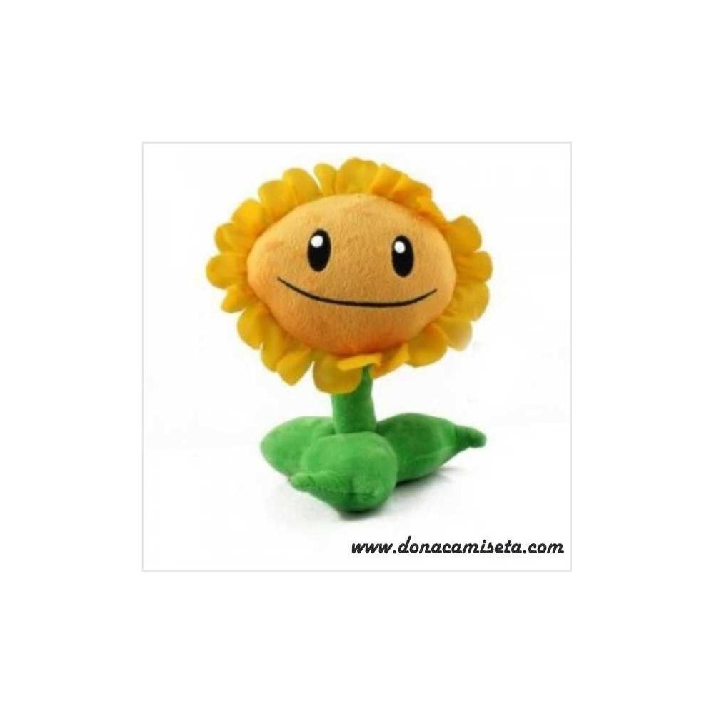 Peluche Planta Girasol (sunflower) (Plants vs Zombies)
