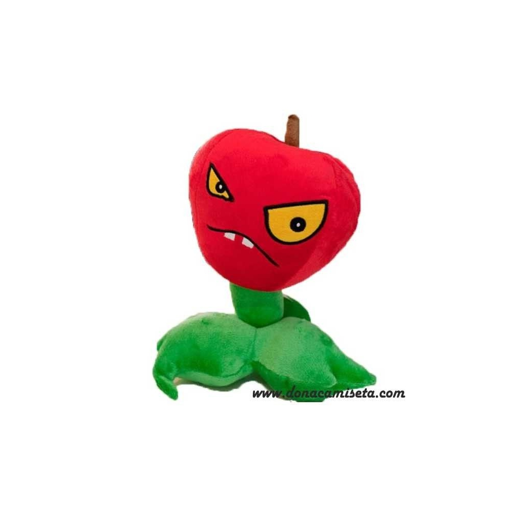 Peluche Planta Cherry Bomb (Plants vs zombies)