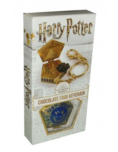 LLavero Harry Potter 3D metal Rana de...