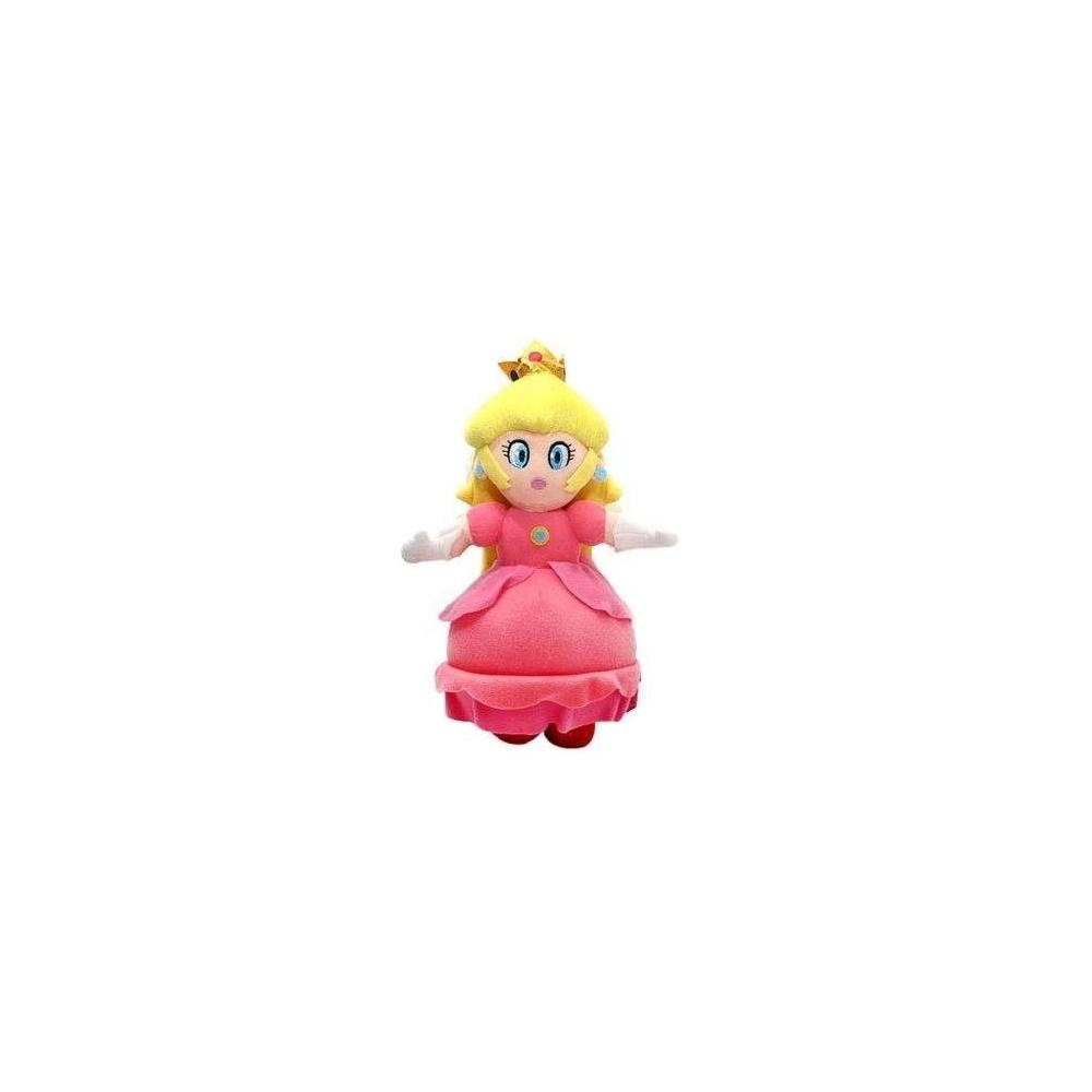 Peluche Princesa Peach Super Mario 21cm