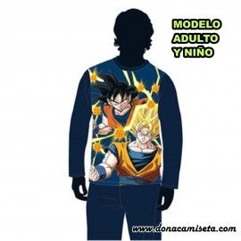 Pijama Dragon Ball