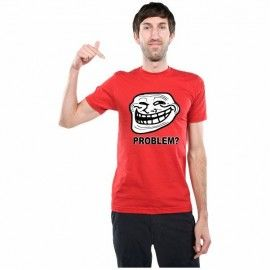 Camiseta MC Unisex Memes Problem