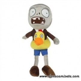 Peluche Zombie Pato 32/34cm (Plants vs Zombies)