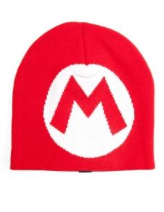 Gorro Super Mario Bros logo...