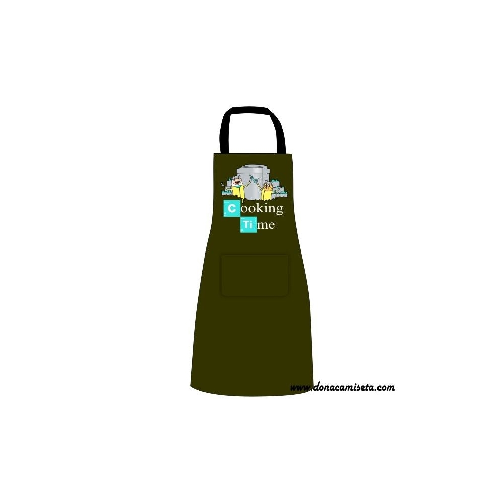 Delantal Cooking Time